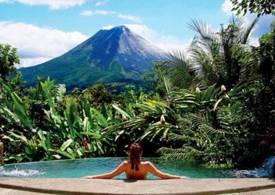 Aguas Termales Volcán Arenal