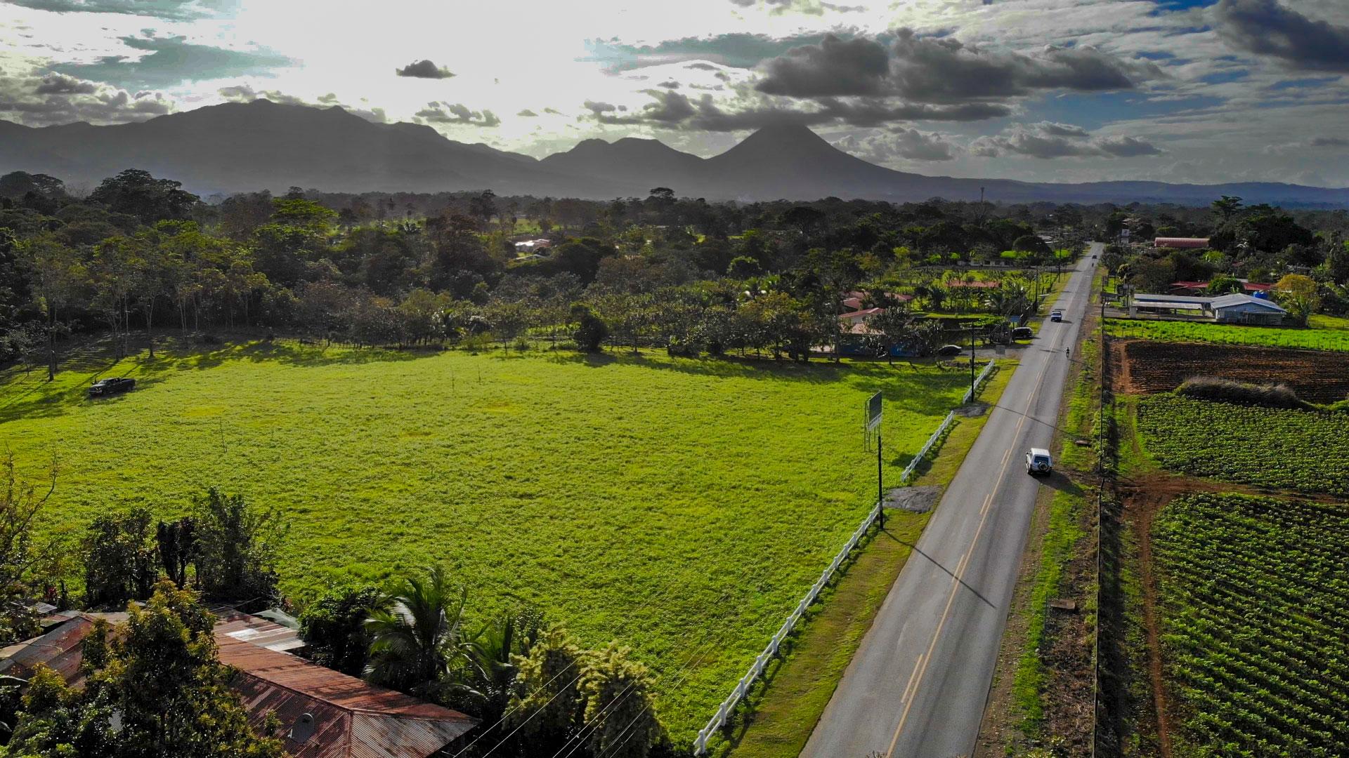 Vista Volcán Arenal